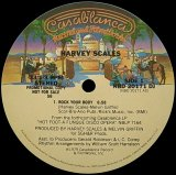 HARVEY SCALES/ROCK YOUR BODY