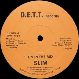 SLIM/IT'S IN THE MIX
