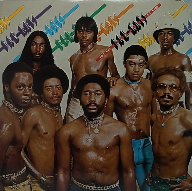 Con Funk Shun Fever