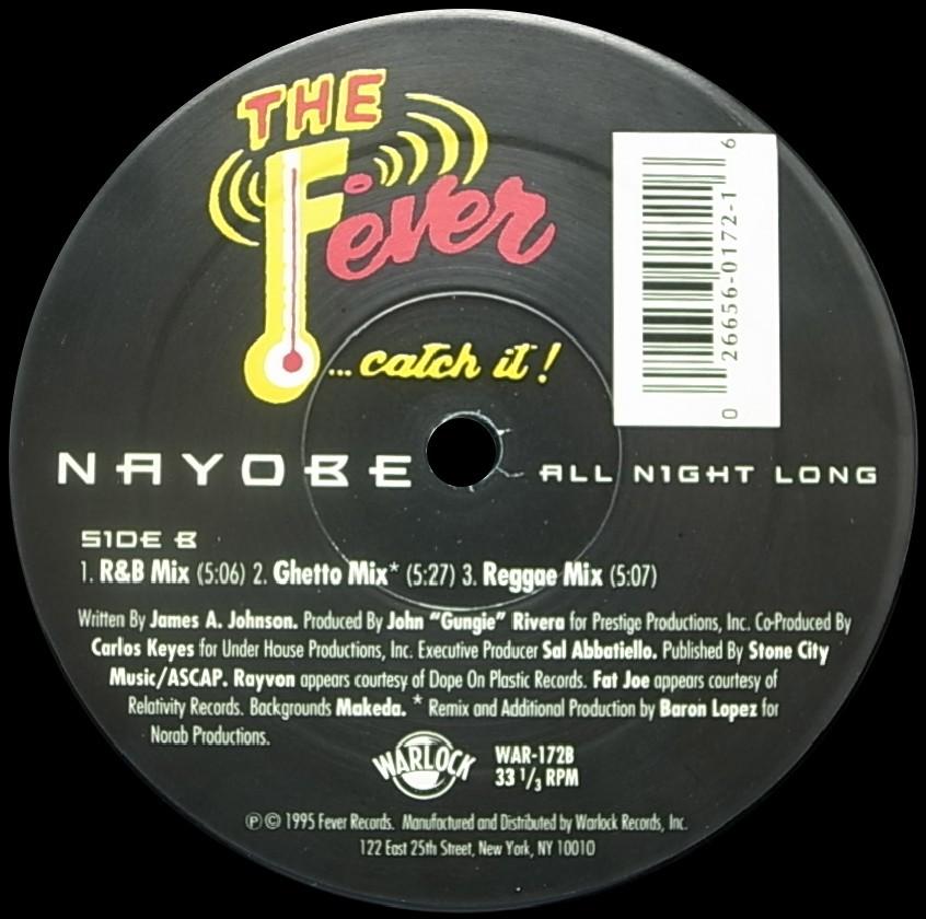 Nayobe - All Night Long