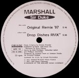 【SALE】MARSHALL/SIR DUKE