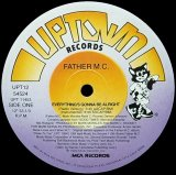 【SALE】FATHER M.C./EVERYTHING'S GONNA BE ALRIGHT