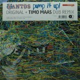 【SALE】SANTOS/PUMP IT UP!