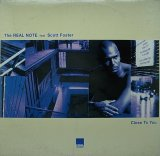 【SALE】THE REAL NOTE feat.SCOTT FOSTER/CLOSE TO YOU