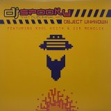 【SALE】DJ SPOOKY/OBJECT UNKNOWN