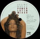 【SALE】ZELMA DAVIS/POWER LATIN MIXES