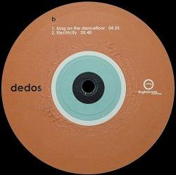 画像2: DEDOS/WALK AWAY WITH THE MUSIC