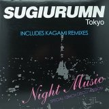 SUGIURUMN/NIGHT MUSIC
