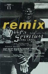 REMIX/NOVEMBER '98 DEEP & SPIRITUAL JOE CLAUSSELL CARL CRAIG FELA KUTI etc...