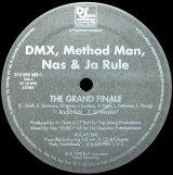 【SALE】DMX, METHOD MAN, NAS & JA RULE/THE GRAND FINALE