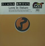 【SALE】DIANA BROWN/LOVE IN RETURN