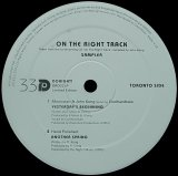 V.A./ON THE RIGHT TRACK SAMPLER