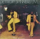 DETROIT SPINNERS/LIVE