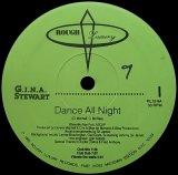 G.I.N.A. STEWART/DANCE ALL NIGHT