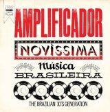 V.A./AMPLIFICADOR - NOVISSIMA MUSICA BRASILEIRA