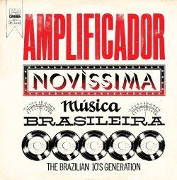 画像1: V.A./AMPLIFICADOR - NOVISSIMA MUSICA BRASILEIRA