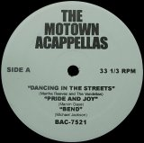 V.A./THE MOTOWN ACAPPELLAS