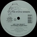 THE STAPLE SINGERS/ARE YOU READY?