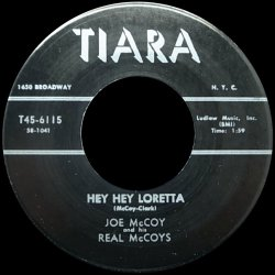 画像2: JOE McCOY AND HIS REAL McCOYS/TOO MUCH GOIN' ON