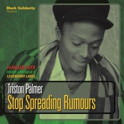 画像1: TRISTON PALMER/STOP SPREADING RUMOURS