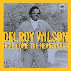 画像1: DELROY WILSON/HERE COMES THE HEARTACHES