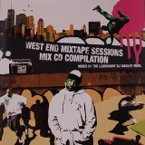 DJ MARLEY MARL/WEST END MIXTAPE SESSIONS MIX CD COMPILATION