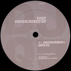 画像1: DJ QU/UNDESCRIBED EP