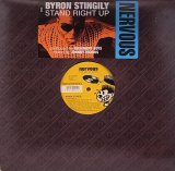 BYRON STINGILY/STAND RIGHT UP