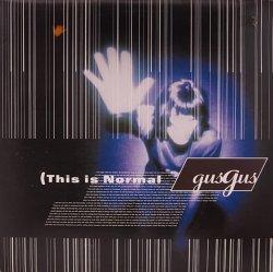 画像1: GUSGUS/THIS IS NORMAL