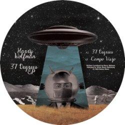 画像1: HARRY WOLFMAN/37 DEGREES EP