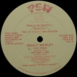 画像1: THE MONTANA ORCHESTRA/PHILLY MEDOLEY