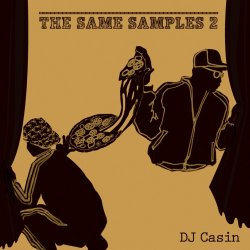 画像1: DJ CASIN/THE SAME SAMPLES 2