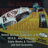 DJ ADAM 12/WORLD WIDE ORIGINALS