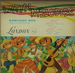 画像1: EDMUNDO ROS AND HIS ORCHESTRA/LATIN MELODIES