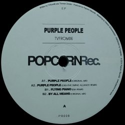 画像1: TVFROM86/PURPLE PEOPLE