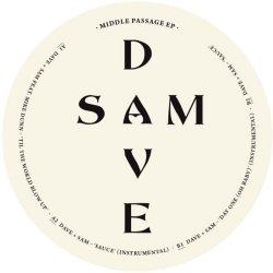 画像1: DAVE + SAM/MIDDLE PASSAGE EP