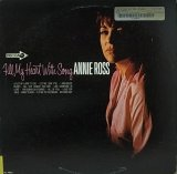ANNIE ROSS/FILL MY HEART WITH SONG