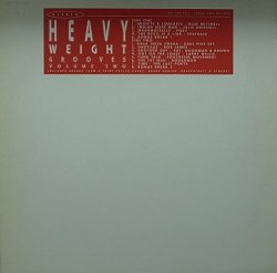 画像1: V.A./HEAVY WEIGHT GROOVES VOL.2