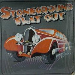 画像1: STONEGROUND/FLAT OUT