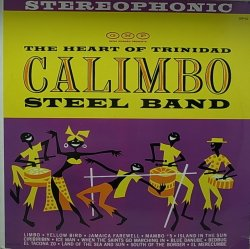 画像1: CALIMBO STEEL BAND/THE HEART OF TRINIDAD