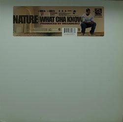 画像1: NATURE/WHAT CHA KNOW