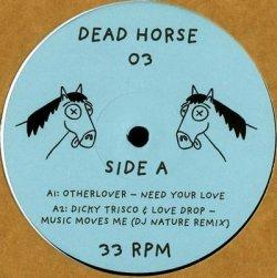 画像1: V.A./Deadhorse 03 DJ NATURE REMIX