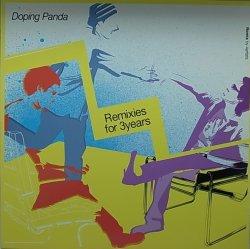 画像1: DOPING PANDA/REMIXES FOR 3YEARS