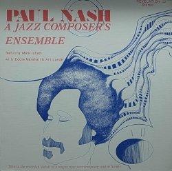 画像1: PAUL NASH/A JAZZ COMPOSER'S ENSEMBLE