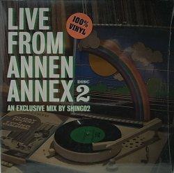 画像1: SHING02/LIVE FROM ANNEN ANNEX 2