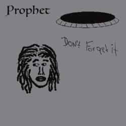画像1: PROPHET/DON'T FORGET IT