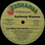 ANTHONY WATSON/DO WHAT YOU WANT