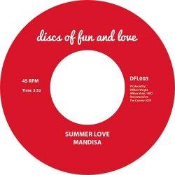 画像1: MANDISA/SUMMER LOVE / LOVE'S DREAM