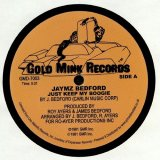 JAYMZ BEDFORD/JUST KEEP MY BOOGIE / HAPPY MUSIC