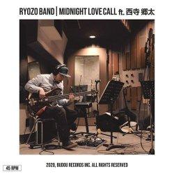 画像1: RYOZO BAND/MIDNIGHT LOVE CALL